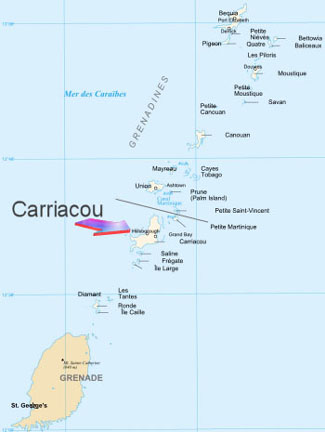 Grenadines Island Chain