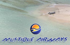 Mustique Chart Airlines from Barbados
